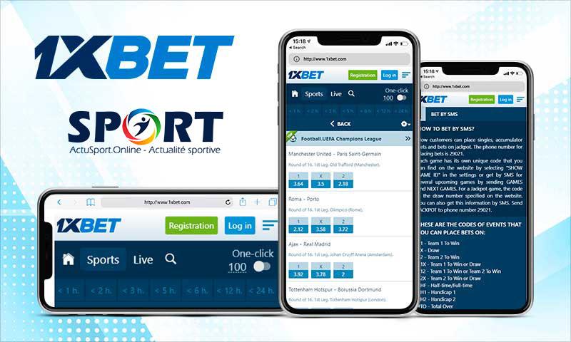 Télécharger-l'Application-mobile-1xbet-Android-&-iOS-Agent-Partenaire-1xbet-Actusport-Online