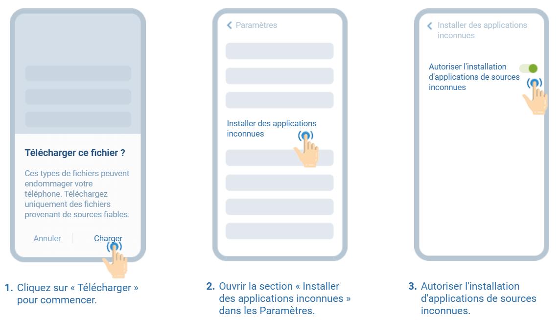 télécharger 1xbet APK - Comment installer l'application ?